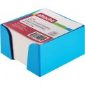 Блок-кубик ATTACHE Fantasy 9х9х5 стакан голубой белый блок