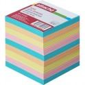 Блок-кубик ATTACHE запасной 9х9х9 разноцветный