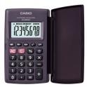 Калькулятор CASIO карман. HL820LV 8 разряд., книжка,крупн.диспл.
