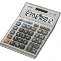 Калькулятор CASIO DM-1200BM-S-EH,12 разряд.,серый