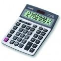 Калькулятор CASIO бухг. GX-120S-S-EH 12 разряд. DP металл
