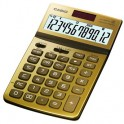 "Калькулятор CASIO бухг. JW-200TW-GD-S-EH 12 разряд., ""золото"""