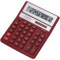 Калькулятор CITIZEN бух. SDC-888XRD,12 разр, бордовый