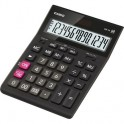 Калькулятор Casio бухг. GR-14 14 разряд. DP черный