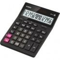 Калькулятор Casio бухг. GR-16 16 разряд. DP черный