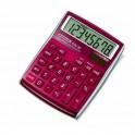 Калькулятор Citizen CDC-80RD, 8 разр, красный