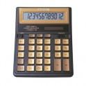 Калькулятор настольный CITIZEN настольн. SDC-888TII Gold,12 разр, зол