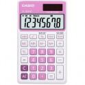 Калькулятор настольный Casio SL-300NC-PK-S-EH, 8 разр, розовый