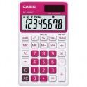 Калькулятор настольный Casio SL-300NC-RD-S-EH, 8 разр, красный