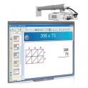 Комплект интерактивный SMART Board SB480iv4 (состоит из 3-х частей)