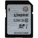 Карта памяти Kingston SDXC 128 Гб Class 10 UHS-I (SD10VG2/128 Гб)