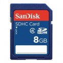 Карта памяти SanDisk SDHC Card 8GB Class 4(SDSDB-008G-B35)