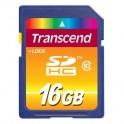 Карта памяти Transcend SDHC 16GB Class10(TS16GSDHC10)