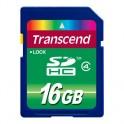Карта памяти Transcend SDHC 16GB Class4(TS16GSDHC4)