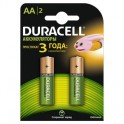 Аккумулятор DURACELL AA/HR6-2BL 1300mAh бл/2