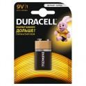 Батарея DURACELL 6LR61-1BL/6LF22-1BL/Крона 9V бл/1