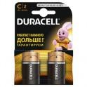 Батарея DURACELL C/LR14-2BL BASIC бл/2