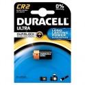 Батарея DURACELL CR2 ULTRA 3V Lithium бл/1