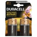 Батарея DURACELL D/LR20-2BL BASIC бл/2