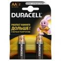 Батарея DURACELL АА/LR6-2BL BASIC бл/2