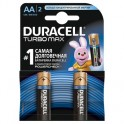 Батарея DURACELL АА/LR6-2BL TURBO Max бл/2