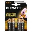 Батарея DURACELL АА/LR6-4BL BASIC бл/4