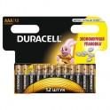 Батарея DURACELL ААA/LR03-12BL BASIC бл/12