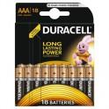 Батарея DURACELL ААA/LR03-18BL BASIC бл/18