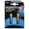 Батарея DURACELL ААA/LR03-2BL TURBO Max бл/2