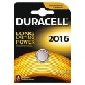 Батарея DURCAELL CR2016 3V Lithium для электронных устройств бл/1