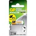 Батарея GP 23AE 12V литий, д/автосигнализаций бл/1 GP23AERA-2F1