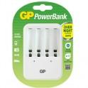 Зарядное устройство GP PB420GS, без аккумуляторов