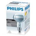 Электрич.лампа Philips рефлект. R80 60W E27 25D (30)