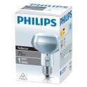 Электрич.лампа Philips рефлект. R80 75W E27 25D (30)