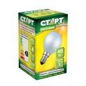 Электрич.лампа СТАРТ шарик/прозрачная 40W E14