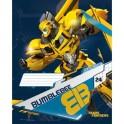 Тетрадь 24л скр А5 кл TR75/5-ЕАС ВД лак Transformers Prime