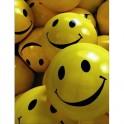 Тетрадь общая 80л,А5,клет,греб,выб.УФ-лак,Yellow Smile,ТО-80-16