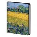 Тетрадь со сменным блоком 120л,А5,Art Blanc,Van Gogh,кольц,смен блок,№570