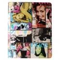 Тетрадь со сменным блоком 120л,А5,клет,обл.кожзам,Joгrnals,456/color
