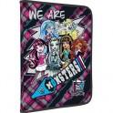 Папка для труда Monster High, молния с 3-х сторон, MHCB-US1-PTRA4