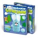 Оригами объемное Зайчик 956006