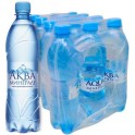 Вода питьевая Аква Минерале ПЭТ 0,6л негаз.12 шт/уп