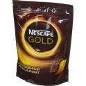 Кофе Nescafe Gold раств.субл.150г пакет