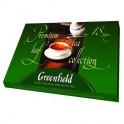 Чай Greenfield коллекция листового чая 18 сортов, 770г