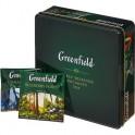 Набор чая Greenfield 4 вида пирамидки ж/б 76г