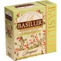 Чай Basilur Букет,Белое волшебство,зеленый, 100 пакетиков
