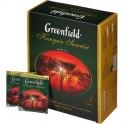 Чай Greenfield Kenyan Sunrise черн.фольгир. 100 пак/уп