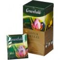 Чай Greenfield Lotus Breeze зеленый фольгир.25пак/уп