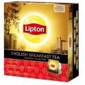 Чай Lipton Discovery English Breakfast 100пак