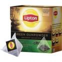 Чай Lipton Green Gunpowder зел.пирамидки 20 пак/уп